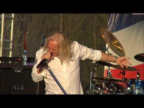 2017 08 12 Uriah Heep Pardubice - the whole live concert