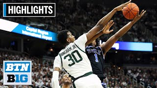 Highlights: Spartans Fall to Blue Devils | Duke at Michigan State | Dec. 3, 2019