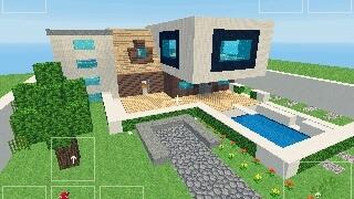 Exploration Lite Casa Moderna (Modern house)
