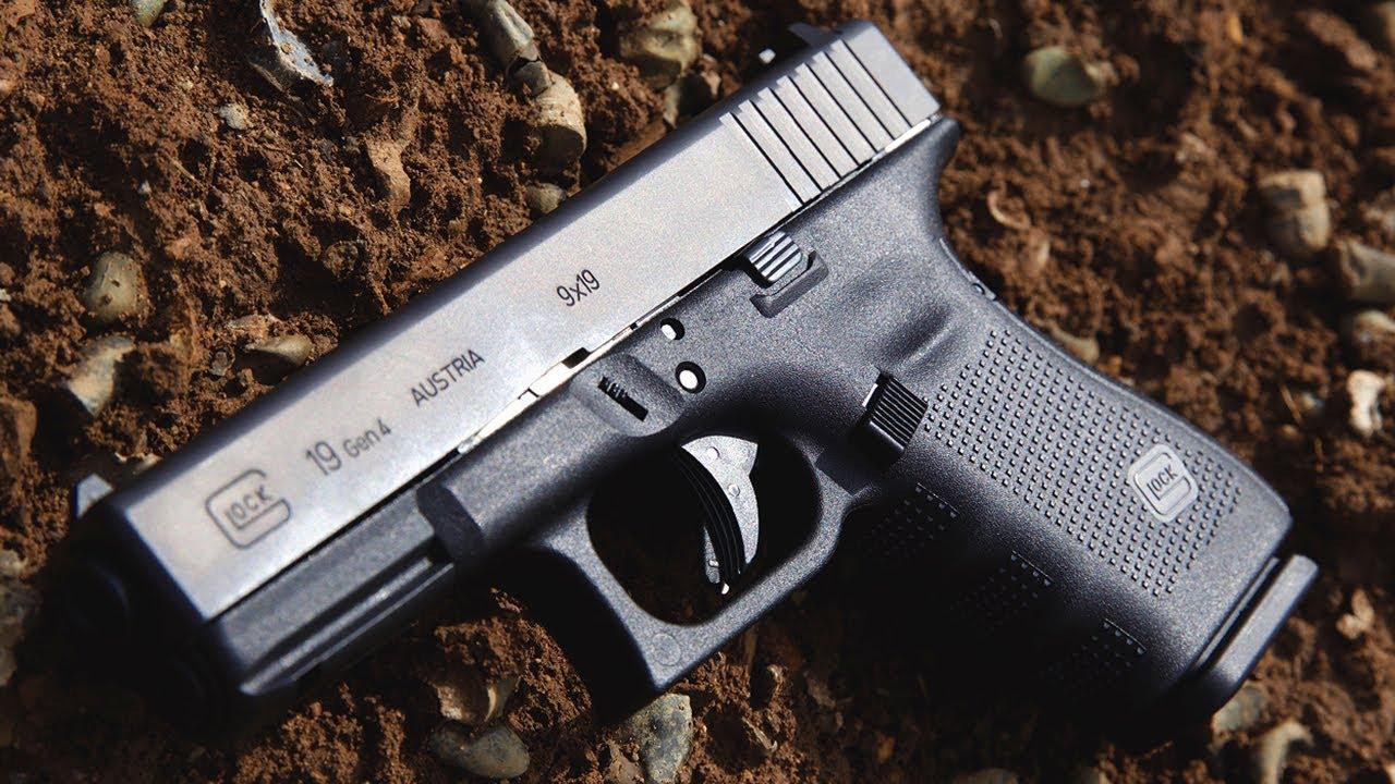 Gun Review: Glock 19 handgun in 9x19mm — for the ladies (VIDEO)