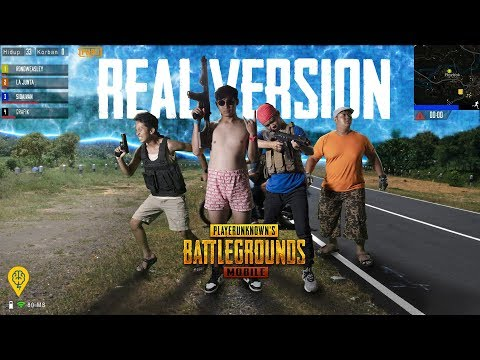 PUBG Real Version | PUBG MOBILE INDONESIA