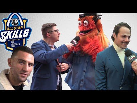 Experience NHL All-Star Weekend In St. Louis w/ Steve Dangle!
