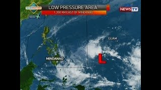 BT: Weather update as of 12:01 p.m. (Jan. 18, 2019)