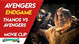 Avengers Endgame - Fight Scene | Avengers vs Thanos Battle - Where are the Stones? Movie Clip
