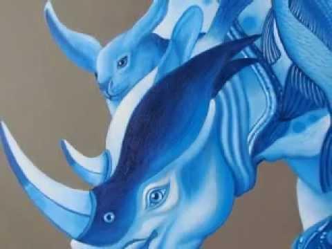 Gérard Beaulieu - Rhinocéros bleu - YouTube
