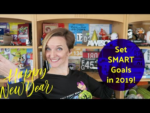 SETTING SMART RUNNING GOALS FOR 2019