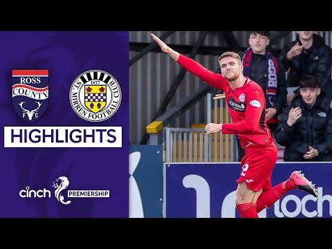 Ross County St Mirren Goals And Highlights