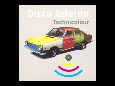 Disco Inferno - Slight of Hand