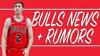 Latest Chicago Bulls News! DeMar DeRozan Trade? Signed Shaq Harrison & Luke Kornet! Felicio Cut?