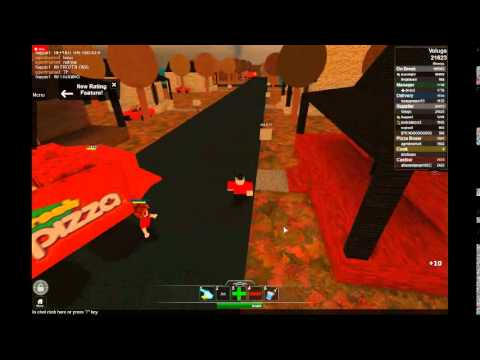 ROBLOX - Work at a pizza place! - Hacker Spotted