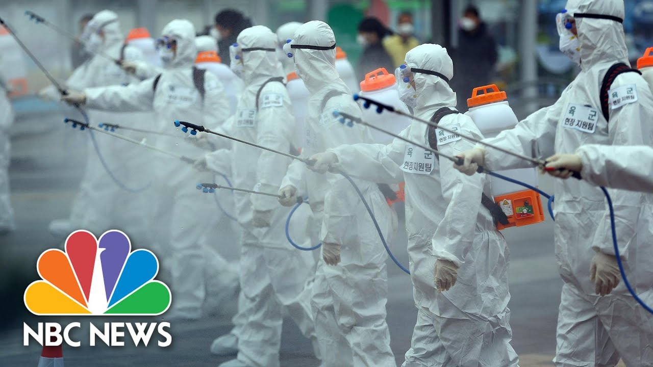 South Korea Mobilizes Army In Effort To Stop Spread Of Coronavirus ...