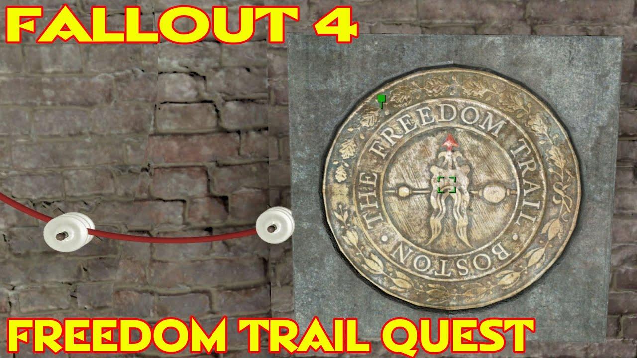 Fallout 4 Der Weg Zur Freiheit