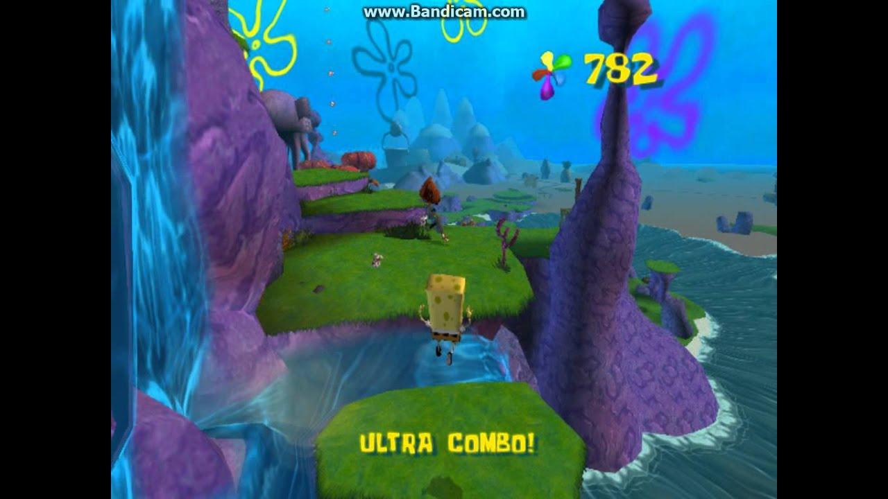 Pcsx2 spongebob battle for bikini bottom