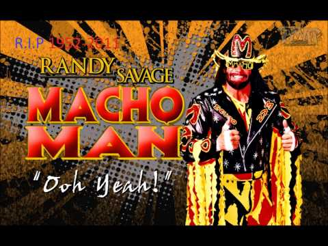 """Macho Man"" Randy Savage 1st WWE Theme Song ""Pomp and Circumstance"""