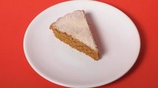 Обалденный Морковный пирог без яиц
