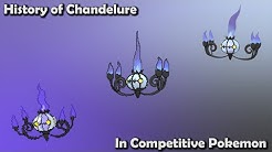 How GOOD was Chandelure ACTUALLY? - History of Chandelure in Competitive Pokemon