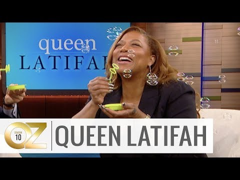 Queen Latifah on Going to Therapy and Mental Health