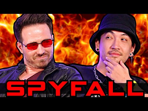 SPYFALL - The Ultimate Social Deduction Game!