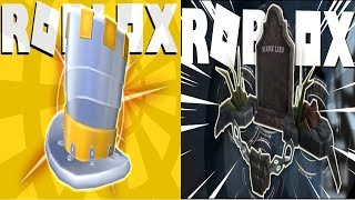 How to get Full Metal Tophat and Here Lies... Roblox