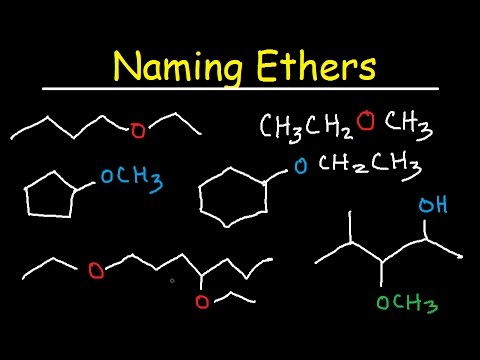naming alcohols in chemistry Naming alcohols created by sal khan watch the next lesson:   organic chemistry on khan academy: carbon can form covalent.