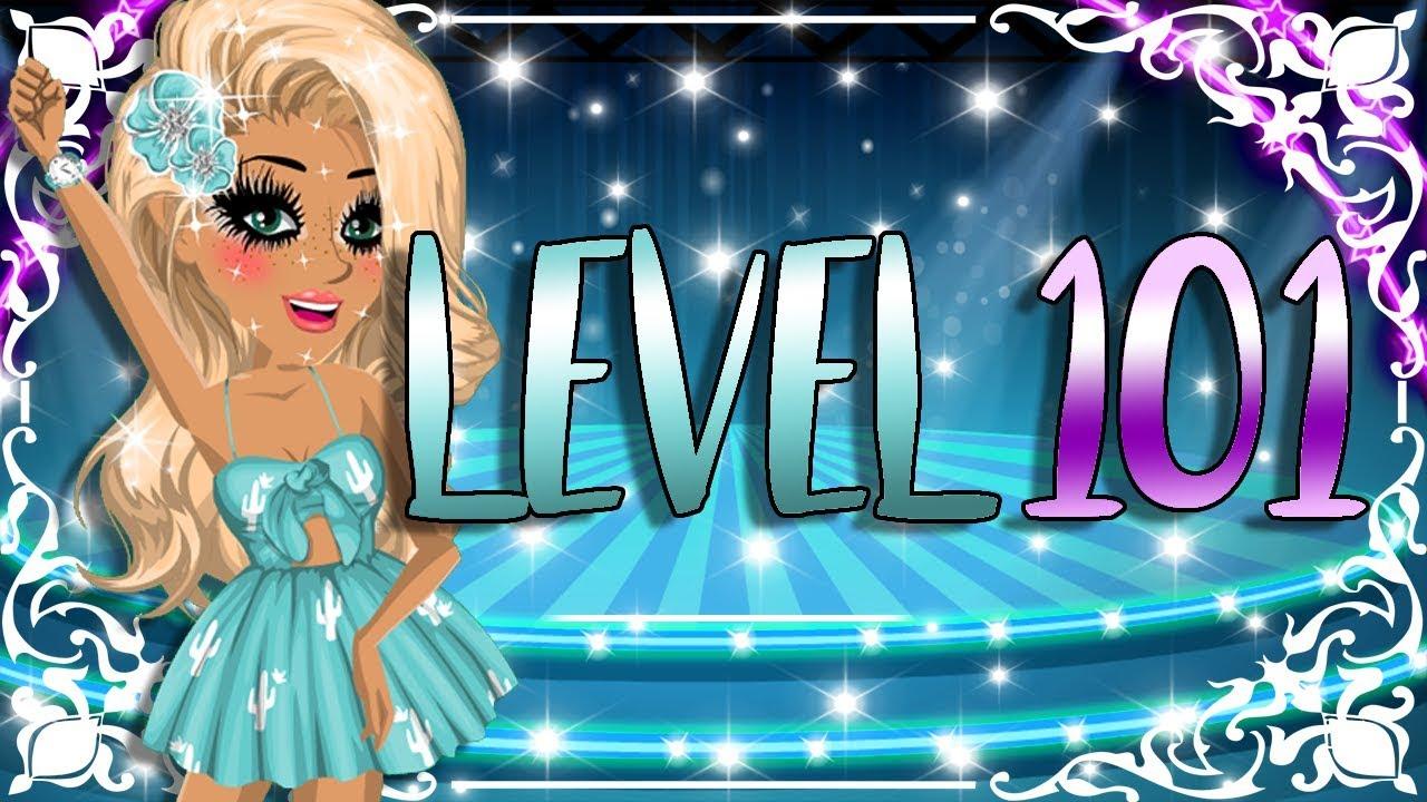 Level 101 auf Moviestarplanet ♥