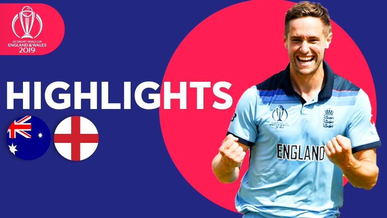 Woakes Roy Send England To Final Australia Vs England Highlights Icc Cricket World Cup 2019