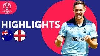 Woakes & Roy Send England To Final! | Australia Vs England   Highlights | Icc Cricket World Cup 2019