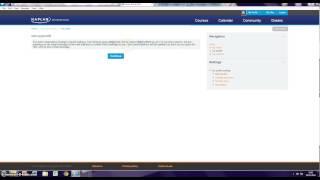 VLE   How to change email address avi