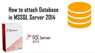 How To Attach Database in Sql Server 2014 Mp3