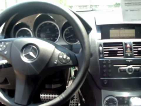 2009 mercedes benz c class c300 4matic sedan youtube for 2010 c300 mercedes benz