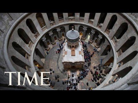 Jesus' Tomb To Reopen In Jerusalem After A $4 Million Restoration   TIME