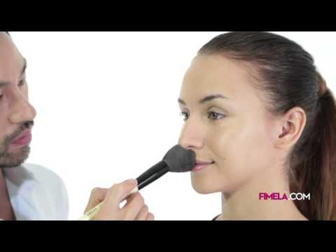Bobbi Brown Cosmetics Makeup Tutorial by Marc Reagan