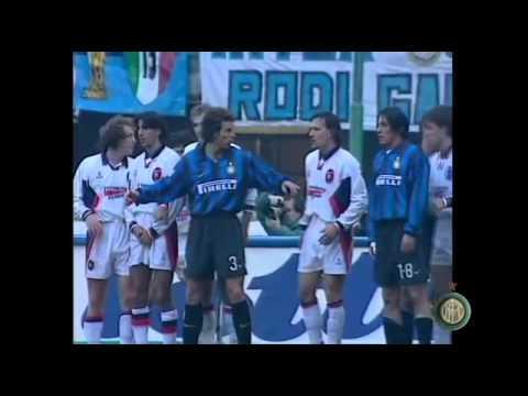 Stagione 1998/1999 - Inter vs. Cagliari (5:1) Highlights