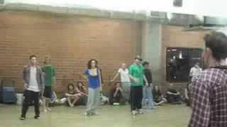 Britney Spears - Toy Soldier (choreography)