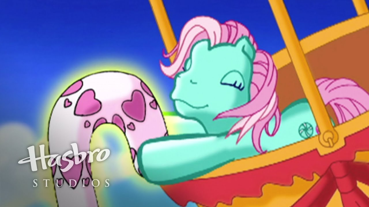 My Little Pony Christmas.My Little Pony A Very Minty Christmas It S Gotta Be Just Right