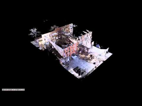 Light To The Future: 3D Laser Scanning & Photogrammetry