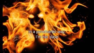Type O Negative - Pyretta Blaze (Lyrics on screen)