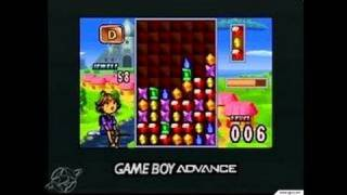Columns Crown Game Boy Gameplay_2001_12_11