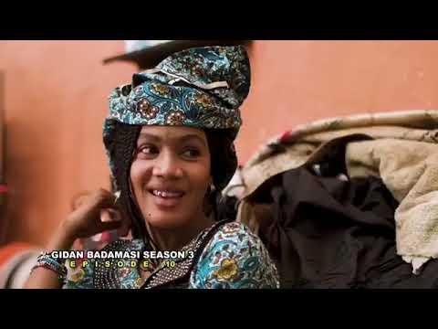 Download Gidan Badamasi Zango na 3 Kashi na 10