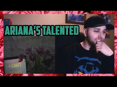CASHMERE CAT - QUIT (LYRIC VIDEO) FT. ARIANA GRANDE (REACTION)