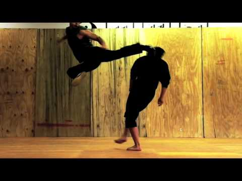 Stunt Fighting Ninja A...
