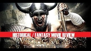 A VIKING SAGA : THE DARKEST DAY ( 2013 ) aka DRAKKAR Historical  Fantasy Movie Review