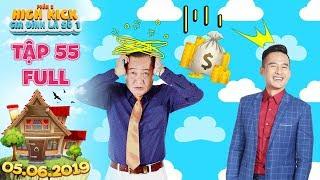 Gia đình là số 1 Phần 2 | tập 55 full:  Minh Ngọc khốn đốn vì liên tục làm ông Tài thua lỗ bạc triệu