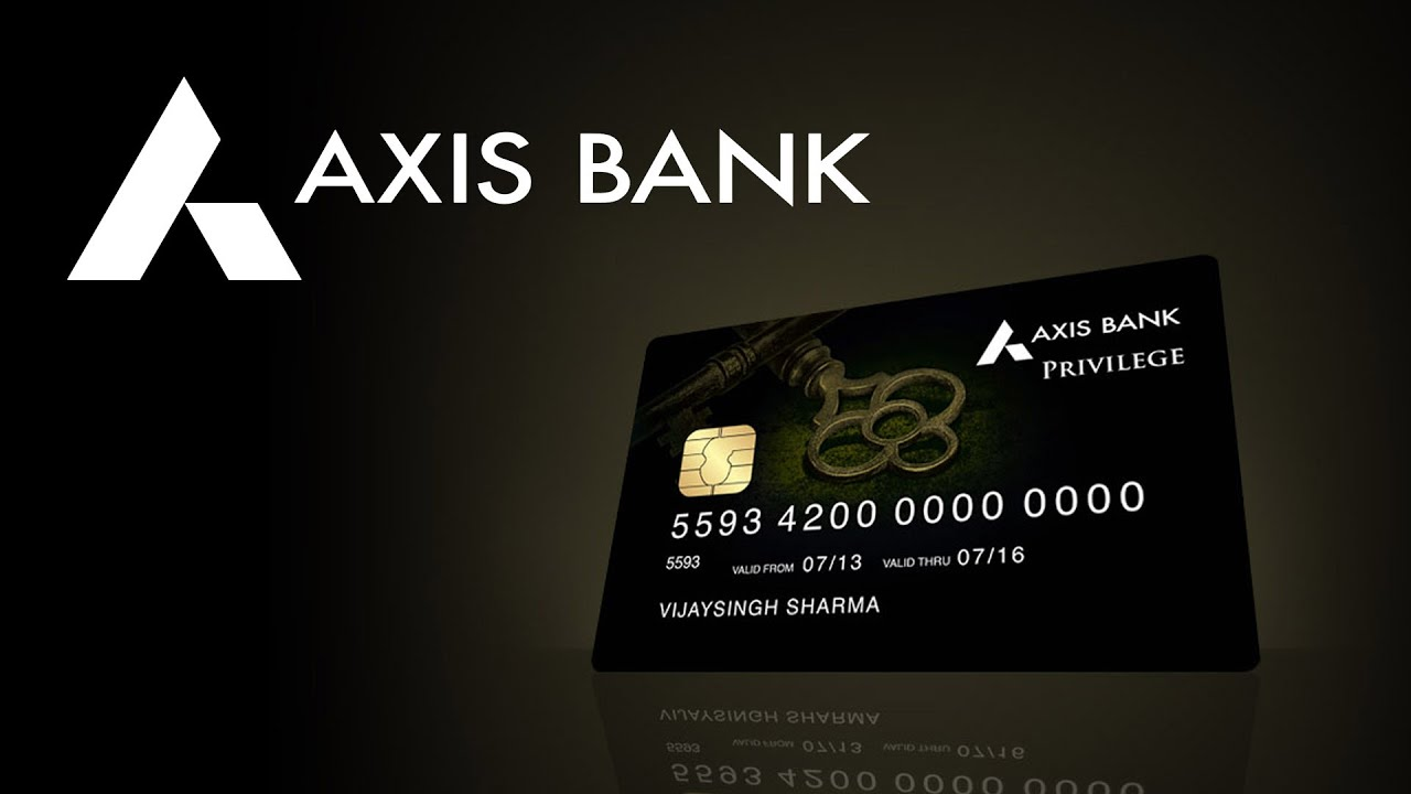 Axis privilege card youtube axis privilege card colourmoves