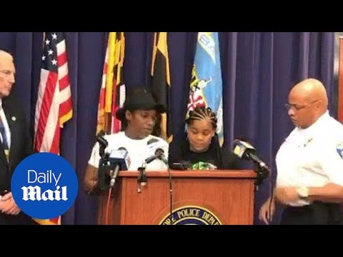 Baltimore Police arrest suspect in murder of a 7-year-old girl