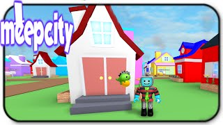 Roblox - MeepCity - Let Design This House!