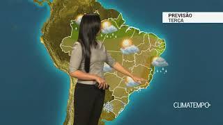 Previsão Brasil – Ar polar começa a se afastar