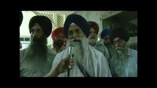 We Support Sant Dhadrianwale: AKAL TAKHT JATHEDAR during False Allegations Campaign