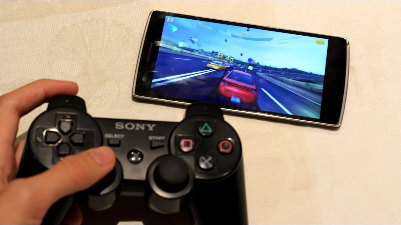ff4362a0ea7 Como conectar el mando de PS3 y PS4 como GamePad en Android - YouTube