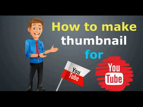 How to Make Attractive Thumbnail for Youtube Videos on pc in simple way using Movavi Video Editor